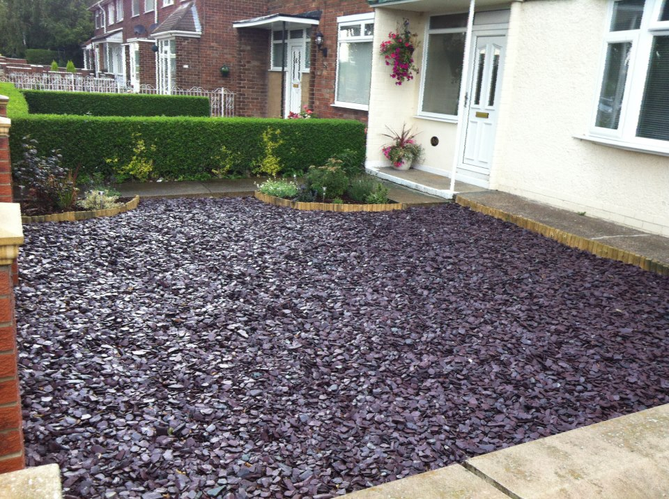 Ton Of Topsoil >> Our Projects-Whites Skip Hire Hull 01482 227468
