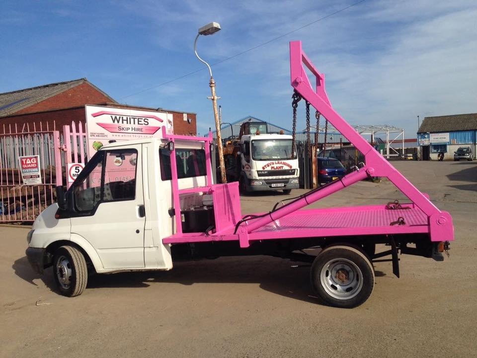 mini skip lorry s 3 5 ton